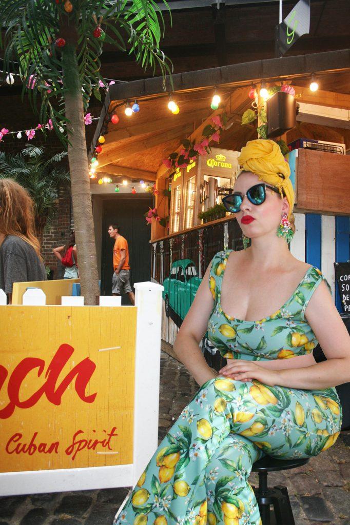 The Shoot: Latin Summer, Day 1